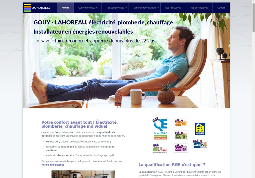 site Gouy-lahoreau